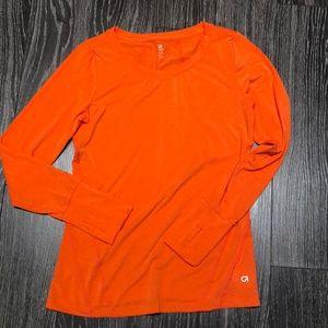 Sz S Gap Fit long sleeve shirt